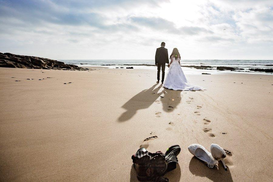 Honeymoon photoshoot in Morocco