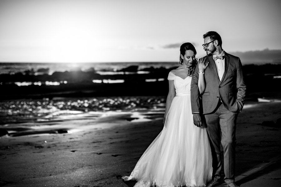Agadir beach couple photoshoot by Paragon Expressions Moroccan photography