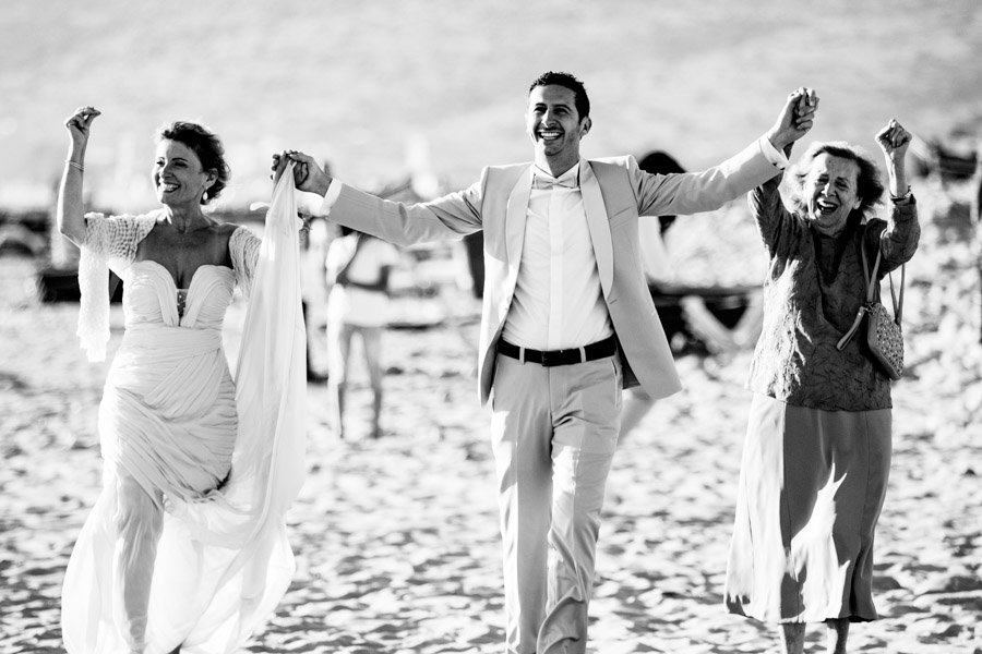 Dan & Vanessa - A Beach Wedding In Agadir, Morocco